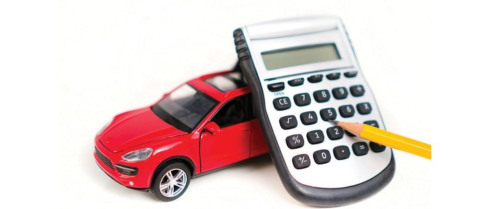 Car tax calculator